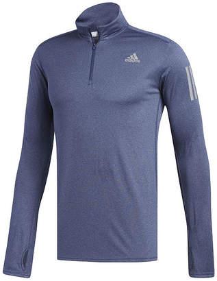 adidas Quarter-Zip Pullover Athletic