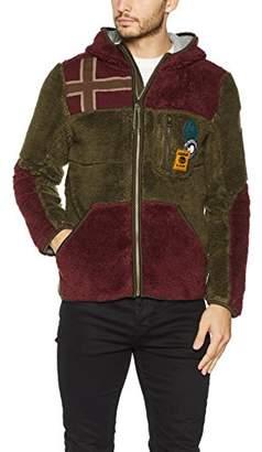 Napapijri Men's Yupik Hood Sweatshirt