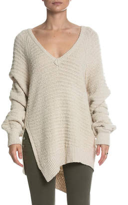 Elan International V Neck Sweater