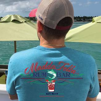 Madda Fella Men's Short Sleeve Rum Bar Tee