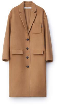 Alexander Wang Alexanderwang drop shoulder coat