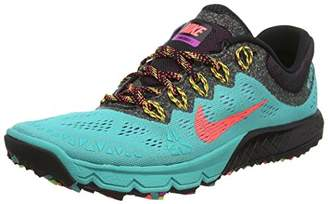 Nike Women's Zoom Terra Kiger 2 Running Shoe Black Size: