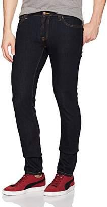 Nudie Jeans Skinny Lin Jeans, (Deep Orange)