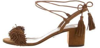 Aquazzura Wild Thing 50 Sandals