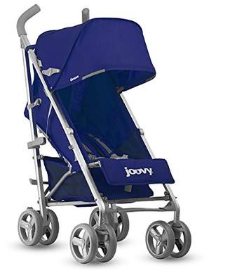 Joovy Groove Single Stroller for 6 Months (Blueberry)