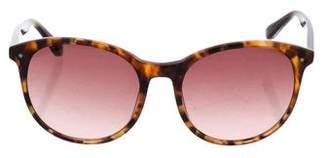 Derek Lam Edie Tortoiseshell Sunglasses