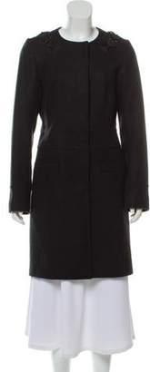 Proenza Schouler Wool & Cashmere-Blend Coat