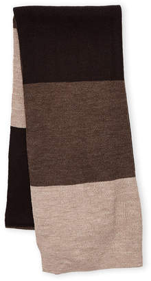 Fraas Pepper Rugby Stripe Scarf