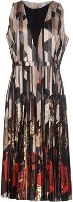 Salvatore Ferragamo Knee-length dresses