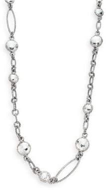 John Hardy Palu Sterling Silver Link Necklace