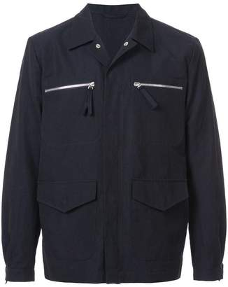 A Kind Of Guise Nellis cargo pocket shirt jacket