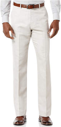 Perry Ellis Men's Big and Tall Linen Blend Pants $89.50 thestylecure.com