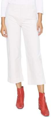 Sanctuary Quinn Stretch Cotton Crop Trousers