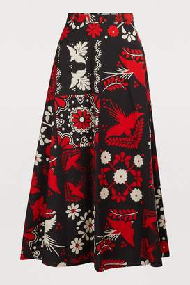 RED Valentino Long skirt