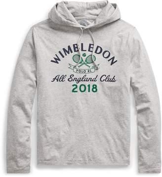 Ralph Lauren Wimbledon Custom Slim Hoodie