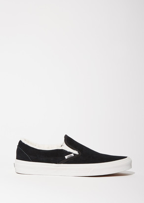 Vans Classic Slip-On Sneakers $60 thestylecure.com