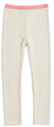 Tucker + Tate Cable Knit Leggings