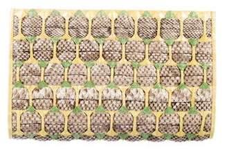 Nancy Gonzalez Snakeskin & Crocodile Clutch
