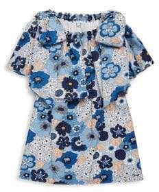 Chloé Toddler's, Little Girl's& Girl's Floral Dress