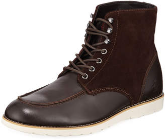 Original Penguin Men's Ned High-Top Mixed Boots