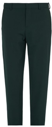 Joseph Jack Straight Leg Trousers - Mens - Green