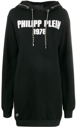 Philipp Plein chain-link oversized hoodie