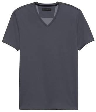 Banana Republic Luxury-Touch V-Neck T-Shirt