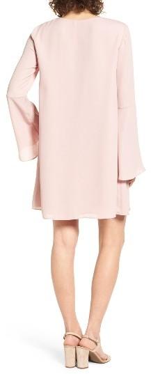 Women's Soprano Lace-Up Shift Dress 2