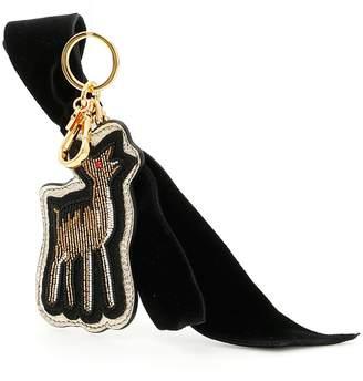 Miu Miu Fawn Key Charm