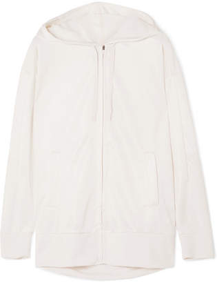 Nike Dry Shimmer French Terry Hoodie - Cream