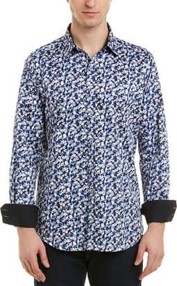 Robert Graham Thunderstruck Classic Fit Woven Shirt