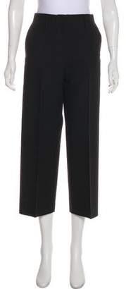 Edun Wool High-Rise Pants
