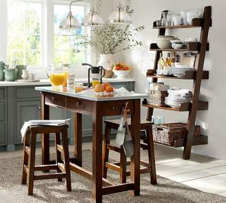 Luxury Pottery Barn Counter Height Table