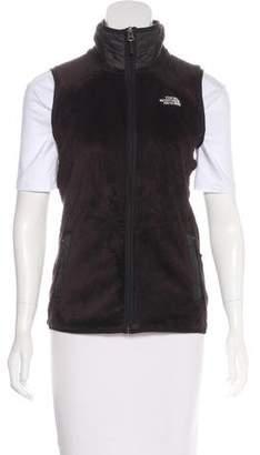 The North Face Fleece Zip-Up Vest