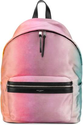 Saint Laurent gradient backpack