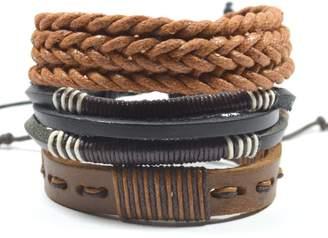 Tag Twenty Two 3 Pack Dapper Style Men's Bracelets