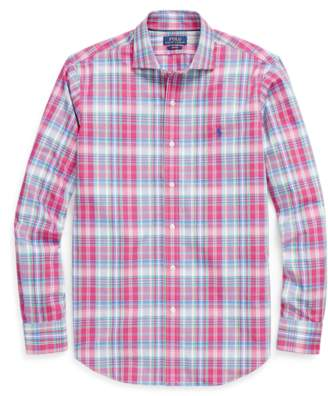 Ralph Lauren Easy Care Cotton Poplin Shirt