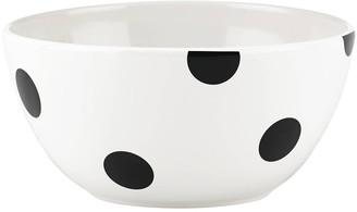 Kate Spade Deco Dot Soup/Cereal Bowl