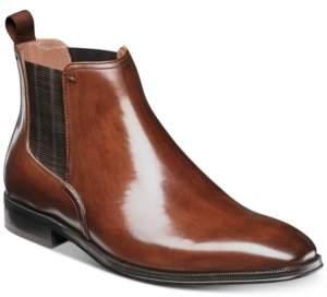 ade01aa49a29 Florsheim Men s Beat Plain-Toe Chelsea Gore Boots Men s Shoes