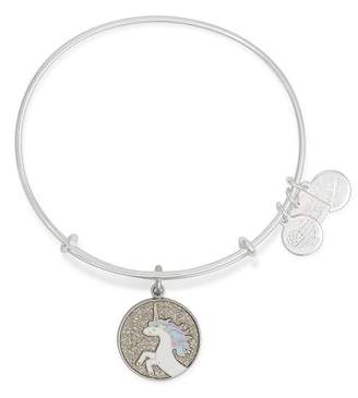 Alex and Ani Unicorn Expandable Wire Bangle, Charity by Design Collection