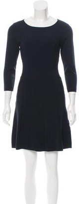 Reiss Long Sleeve Mini Dress $75 thestylecure.com