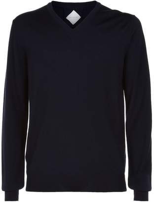 Pal Zileri Wool V-Neck Sweater