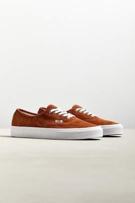 Vans Authentic Suede Sneaker