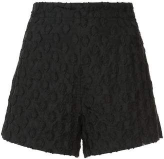 C/Meo high-waisted shorts