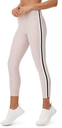 Fenix All Kyla Side Striped Cropped Leggings