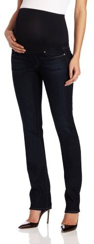 Paige Women's Maternity Blue Heights Jean