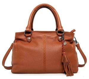 The Sak Collective Baylis Soft Leather Satchel