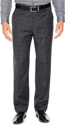 STAFFORD Stafford Plaid Classic Fit Suit Pants