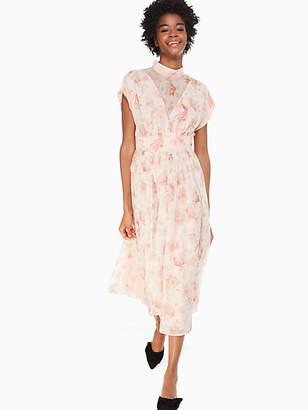 5aa9ae559835 Kate Spade Chinoiserie Natalle Dress, Black - Size 00