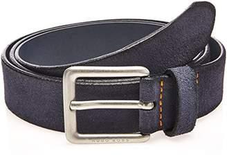 HUGO BOSS BOSS Orange Men's Jordin Soft Suede Leather Belt